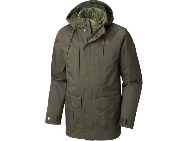 Columbia Horizons Pine Interchange Jacket Herren peatmoss